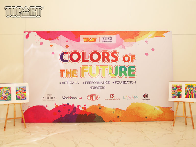 "GALA ""COLORS OF THE FUTURE 2018"""